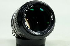 Nikon Nikkor 105mm f2.5 AI With Hood!!!