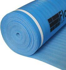 3-in-1 Moisture Barrier UNDERLAYMENT for Laminate & Wood Flooring (3mm, 200sqft)