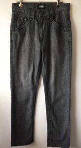 Like New Hugo Steve Grey Jeans Size 29