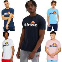 Ellesse T-Shirt - Prado Logo Tee - Various Colours - XS, S, M, L, XL