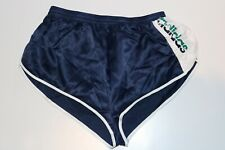 adidas vintage Nylon 80s Shorts shiny Sporthose Neu blau Sprinter Gr. 4 AS1