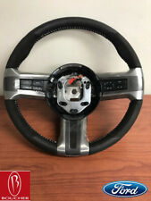 FORD OEM 2012 Mustang Shelby GT500-Steering Wheel CR3Z3600AB