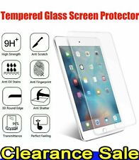 Tempered Glass Screen Protector for Apple iPad 6th Generation 2018 5th Gen 2017