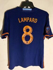 Adidas MLS New York City FC Frank Lampard Jersey sz 2XL  FORMER CHELSEA ICON