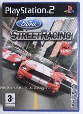 jeu FORD STREET RACING pour playstation 2 PS2 en francais spiel juego voiture