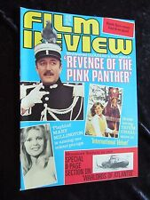 Revenge Of The Pink Panther cover and feature, film review 1978