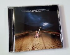 A Tribute To VAN HALEN CD RARE 2004 Tributized Music Various Artists BIG 4321-2