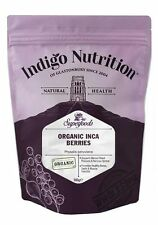 Organic Inca Berries - 500g - Indigo Herbs