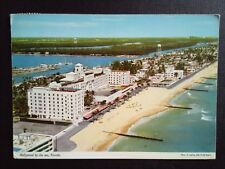 CPM U.S.A HOLLYWOOD BY THE SEA FLORIDA