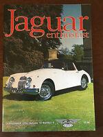 JAGUAR ENTHUSIAST Volume 12 Number September - 1996