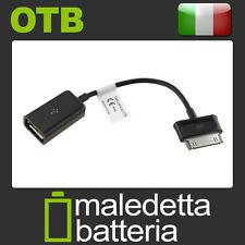 Cavo USB OTG adattatore per Samsung Galaxy Tab/Tab2/Galaxy Note 10.1 (SQ1)