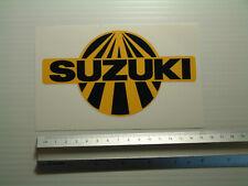 Suzuki Sticker Decal Classic MX Motorcycle retro vintage 1970s style RM