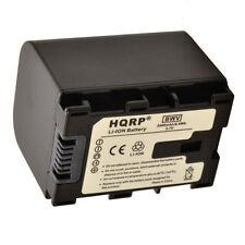 HQRP Batería para JVC GZ-E300VUS / GZ-E300WU / GZ-E300WUS / GZ-E306 / GZ-E505BU