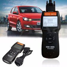 D900 Universal OBD2 EOBD CAN Car Fault Code Reader Diagnostic Scanner Scan Tool