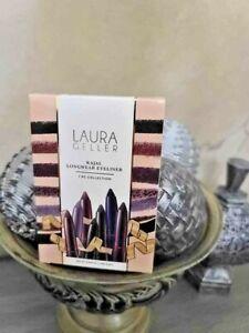 Laura Geller Kajal Longwear Eyeliner 7-Piece Collection NIB!
