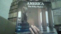 America: The Fifty States de Bill Harris | Livre | d'occasion