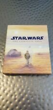Star Wars: The Complete Saga (Blu-ray Disc- 2011) 9 Disc Set