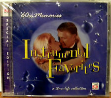 TIME LIFE Music CD 60s/60's Memories Instrumental Favorites Hugo Montenegro MORE