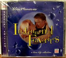 TIME LIFE Music CD 60s/60's Memories Instrumental Favorites Hugo Montenegro MORE