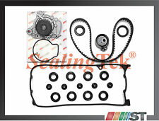Fit 01-05 Honda Civic 1.7 Timing Belt Water Pump w/ Seal Gasket D17A SOHC Engine