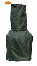 Medium Heavy Duty Waterproof Chimenea Cover 99.5x45.6 Clay Metal Chiminea Cover