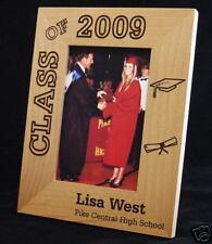 Personalized 4x6 Photo Frame, Graduation, Class of 2014