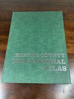 1976 Beaver County Bicentennial Atlas - AUTOGRAPHED Book Rochester Aliquippa PA