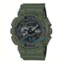 Brand New Casio G-Shock GA-110LP-3A Hourly Time Signal Watch