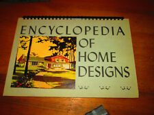 Encyclopedia of Home Designs 1961 Populuxe Mid Century Modern Ranch House