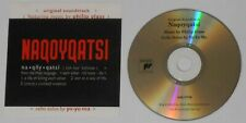 Philip Glass - Naqoyqatsi Soundtrack  - U.S. promo cd