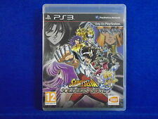 ps3 SAINT SEIYA SOLDIERS SOUL Relive The Legends Playstation PAL UK REGION FREE