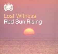 "Lost Witness - Red Sun Rising, 12"", (Vinyl)"