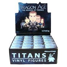 Heroes of Thedas - DRAGON AGE Vinyl Mini Figure 19 Pcs Set Blind Box (Titans)