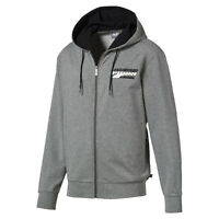 PUMA Rebel Men's Hooded Jacket Men Sweat Basics