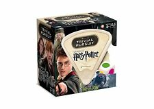 Harry Potter Trivial Pursuit Family Board Game FAST POST 5036905021289