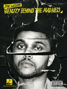 The Weeknd: Beauty Behind The Madness - Piano, Chant et Guitare - Recueil