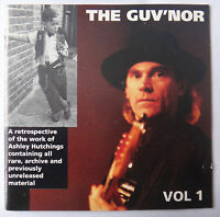 Ashley Hutchings The Guv`nor Vol 1 CD Rock Album