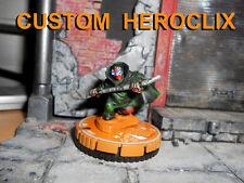 Custom Heroclix MOLE MAN Zombie (GUARDIANS OF THE GALAXY) #063 63 GOTG CHASE
