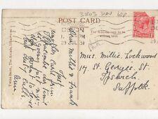 Miss Millie Lockwood St Georges Street Ipswich 1931  341a ^