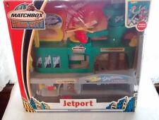 Brand New In Box! Matchbox HERO CITY JET PORT Playset w/ AIRPLANE ~ NEW IN BOX