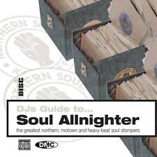 DMC Soul Allnighter 1 - 56 Tracks Double DJ CD Best From Northern Soul & Motown