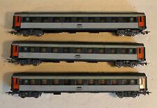 lot de 3 wagons voyageurs JOUEF HO