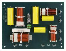 Kenford 3-Wege Frequenzweiche Pro 400W 8Ohm 1kHz/6kHz 12dB/Oktave Hochtonschutz