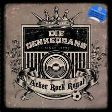 DIE DENKEDRANS Acker Rock Royal CD Digipack 2018