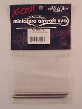 Miniature Aircraft T/R Output Shaft Open Case (2) MA2700-75 NIP