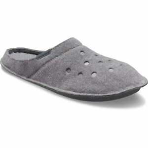 Crocs Classic Charcoal (Z5) 203600-00Q Unisex Slipper in Various Sizes