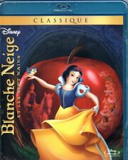 "BLU RAY ""Blanche Neige et les Sept Nains""  Disney N 1  NEUF SOUS BLISTER"