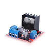 L298N Dual H Bridge DC Stepper Motor Drive Controller Board Module For Arduino