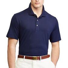 Ralph Lauren RLX Men's Short Sleeve Performance Golf Wicking Polo French Navy