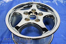 Porsche 911 968 1992 1993 1994 1995 16x8 chrome wheel 67202 94436211600